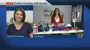 Thrifty Holiday Gift Guide (04:46)