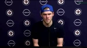 RAW: Winnipeg Jets Nikolaj Ehlers Interview – Mar. 29 (04:31)