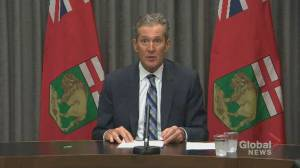 Coronavirus outbreak: Manitoba's phase 2 plan of reopening economy laid out by premier (00:57)