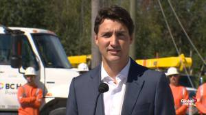 Trudeau says cynicism is on the rise 'around the world'