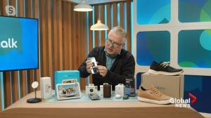 Tech Talk: More tech-savvy Father's Day gift ideas (07:30)