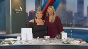 Anne-Marie Chagnon celebrates 25 years of jewelry making