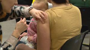 Alberta Health Services holds public flu shot clinic in Lethbridge
