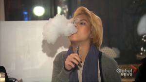 Nova Scotia health groups recommend legislative action on youth vaping