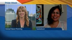 Virtual pride in Saskatoon
