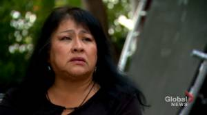 Mother of fatal hit and run victim speaks out after charges laid against Calgary driver (01:54)