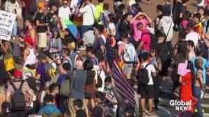 Hong Kong holds pride rally, not parade, after police ban