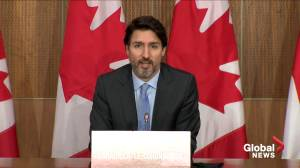 Coronavirus: Trudeau acknowledges COVID-19 fatigue setting in with 'tough winter ahead', says it 'really sucks' (04:11)