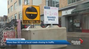 Coronavirus: Quiet streets pilot creating 'chaos' in Toronto's Kensington Market