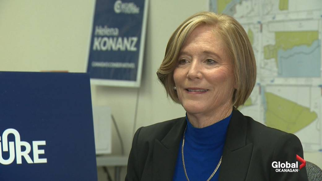 Click to play video: 'South Okanagan–West Kootenay 2021 Conservative candidate'