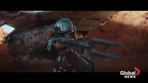 Star Wars: The Mandalorian trailer introduces Disney's new Star Wars universe