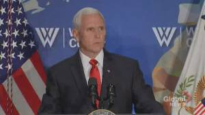 Pence accuses NBA of acting like 'wholly owned subsidiary' of China