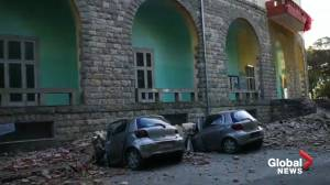 Dozens injured as 5.6 magnitude earthquake rocks Albania