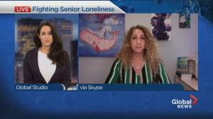 Helping Seniors Fight Loneliness (04:05)