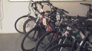 VPD raid stolen bike operation in East Vancouver following multi-month investigation (01:33)