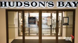 Hudson's Bay struggling to stay afloat (02:31)