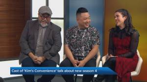 'Kim's Convenience' returns for season 4