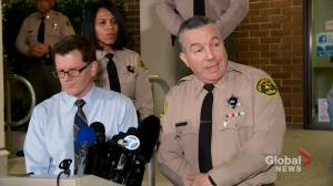 L.A. County Sheriff's Dept. says 'issue of visibility' present during Calabasas helicopter crash