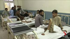 Death toll rises in Pakistan earthquake, as families mourn loved ones (01:11)
