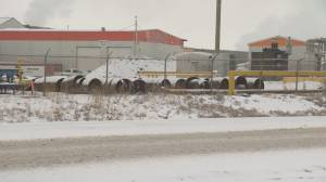 Layoffs for nearly 500 workers come early at Evraz steel mill in Regina (01:32)