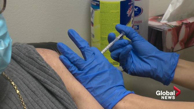 Click to play video: 17% of Alberta seniors aren't vaccinated. What's stopping them?