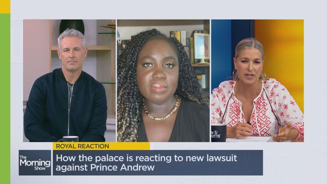 Click to play video: 'Prince Andrew's latest legal troubles'