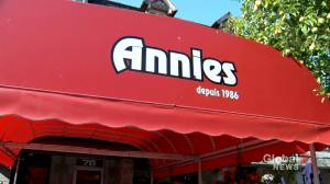 Annie's pub temporarily shuts down after employee tests positive for coronavirus
