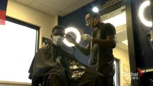 Moncton barber calls for more Black history education in province