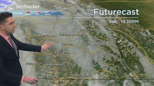 Kelowna Weather Forecast: January 15 (03:39)
