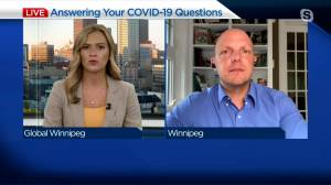 Answering your COVID-19 questions, Sept. 9 (04:35)