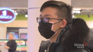 Some passengers landing in Montreal from Beijing submit to self-imposed quarantine