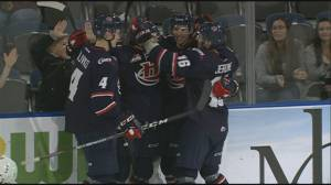 Hurricanes earn 6th straight win in 5-2 victory over Brandon