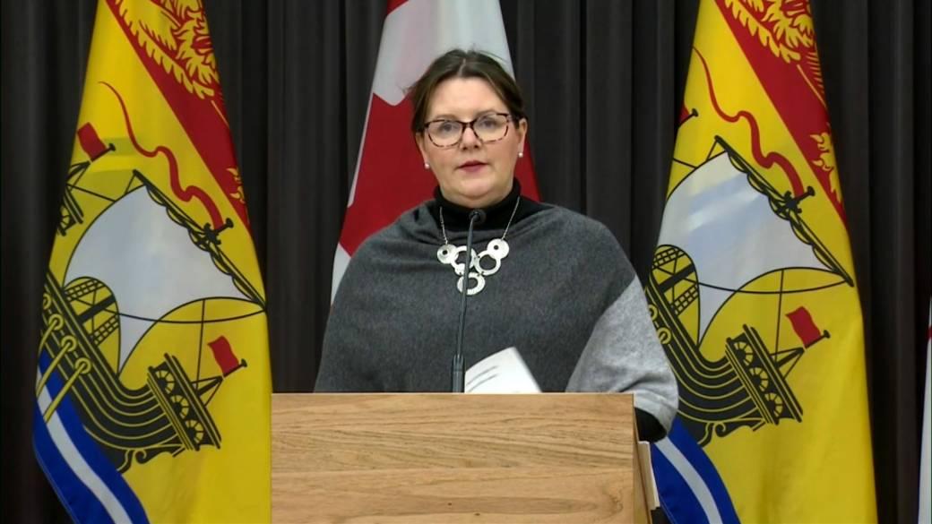 Click to play video 'Coronavirus: New Brunswick Reports Six New Cases of COVID-19 Tuesday'