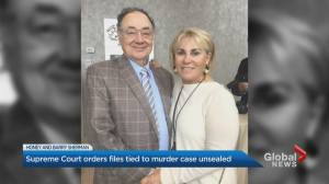 Supreme Court of Canada orders documents pertaining to the Sherman estate unsealed (01:57)