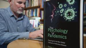 Covid-19 coronavirus: the psychology of pandemics