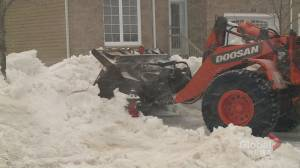 City of Fredericton says there have been complaints about buried hydrants