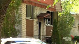 Pre-teen dies in Montreal house fire