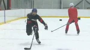 Women's hockey continues to grow (04:22)