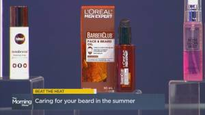 Beauty hacks to beat the heat this summer (07:10)