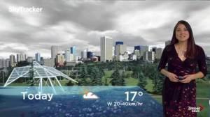 Edmonton early morning weather forecast: Monday, September 23, 2019