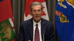 COVID-19: Manitoba, North Dakota announce joint-initiative to vaccinate cross-border essential workers (02:48)