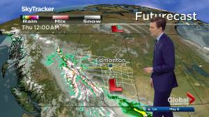Edmonton afternoon weather forecast: Wednesday, May 6, 2020