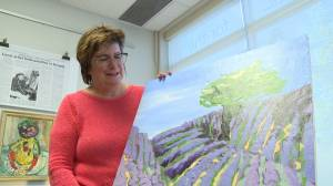 'Healing Ceilings' to lift patient spirits at Port Perry Hospital