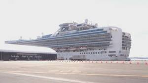 COVID-19 cases spike on Diamond Princess cruise ship