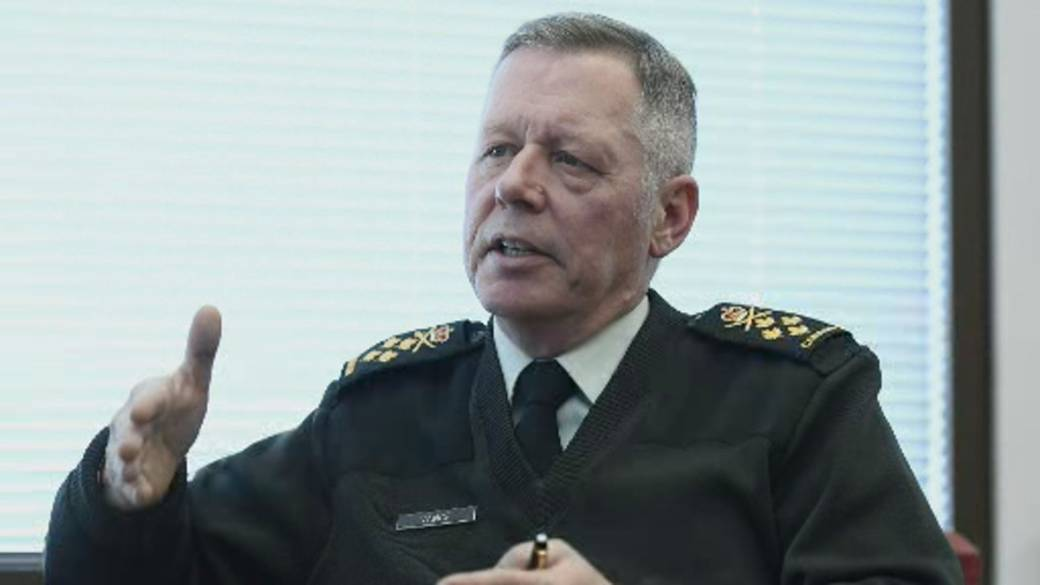 Click to play video 'Investigation begins into Gen. Jonathan Vance allegations'