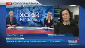 Alberta closes all non-essential business, reduces gathering limit to curb COVID-19
