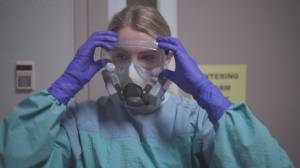 B.C. respiratory therapy students graduate early to help with pandemic