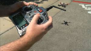 Sophisticated system for detecting drones