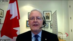 Conservatives ask why Canada's ambassador to China not present during 2 Michaels trials in Beijing (02:22)