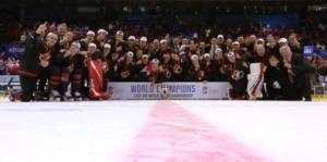 Hayton reflects on 2020 World Juniors victory (02:20)